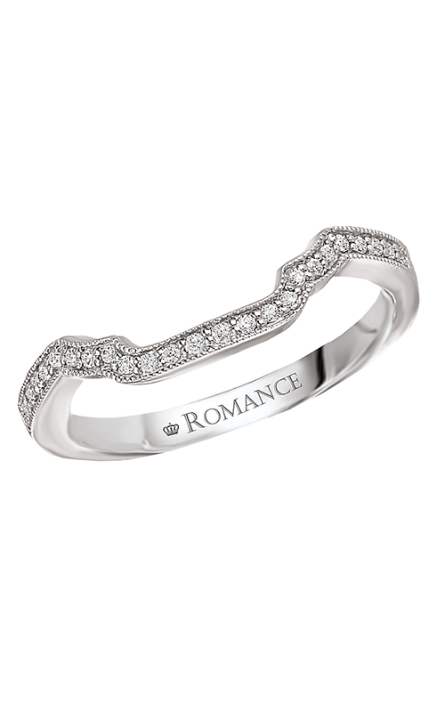 Romance Wedding Band 117175-100W product image