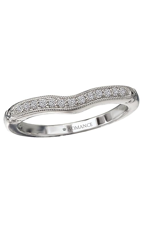 Romance Wedding Band 117675-100W product image