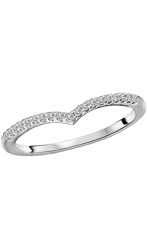 LaVie By Romance Wedding Band 113914-W product image
