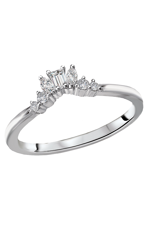 LaVie By Romance Wedding Band 113916-W product image