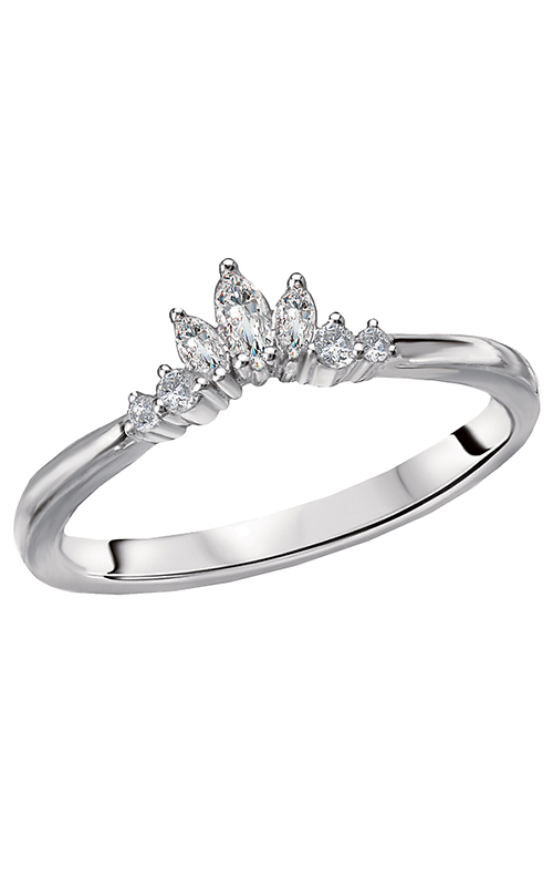 LaVie By Romance Wedding Band 113917-W product image