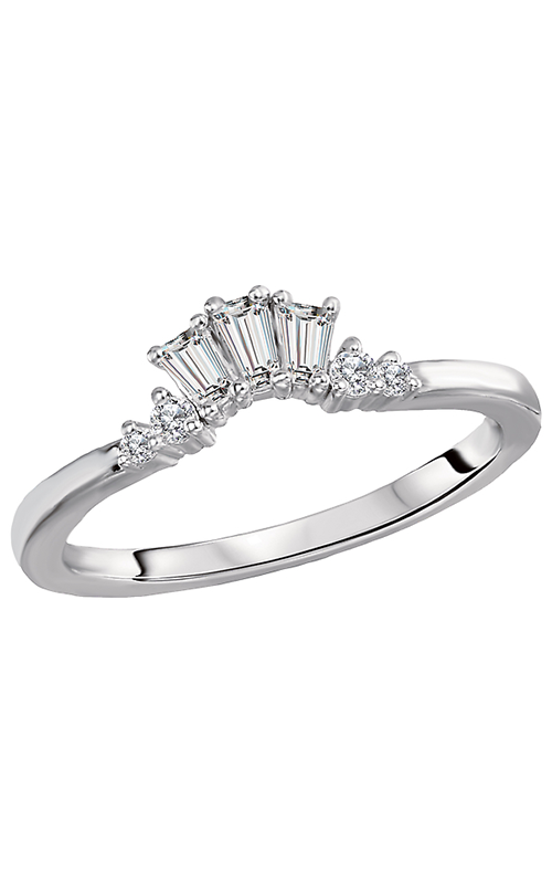 Romance Wedding band 113918-W product image