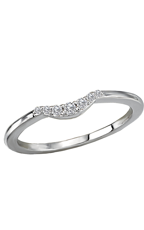 Romance Wedding band 113920-W product image