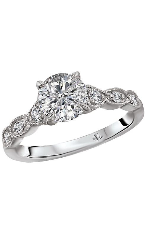 Romance Engagement ring 115430-RD100 product image