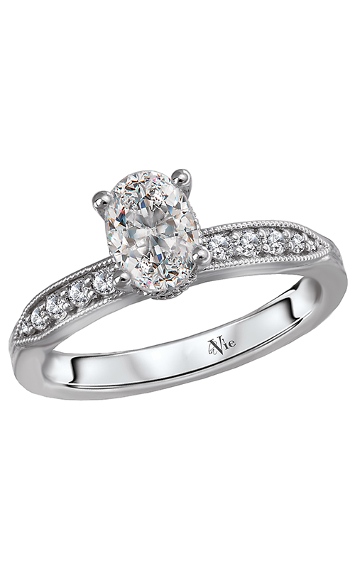Romance Engagement ring 115464-OV075 product image