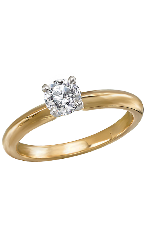 Romance Engagement ring 114000-4RD050TYS product image