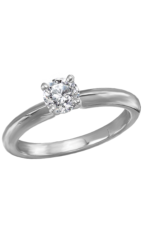 Romance Engagement ring 114000-4RD050WS product image
