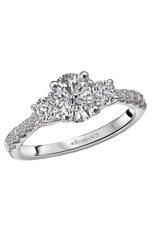 Romance Engagement ring 117657-100K product image