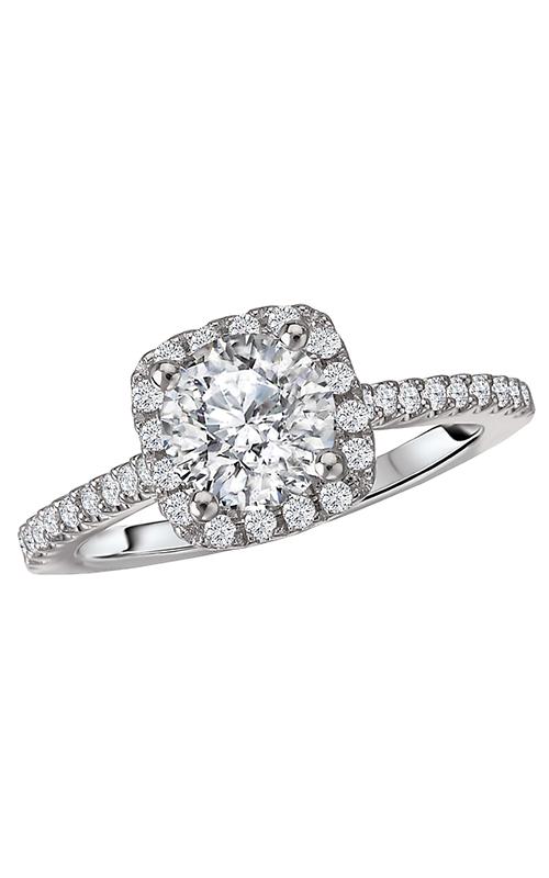 Romance Engagement ring 117696-100K product image