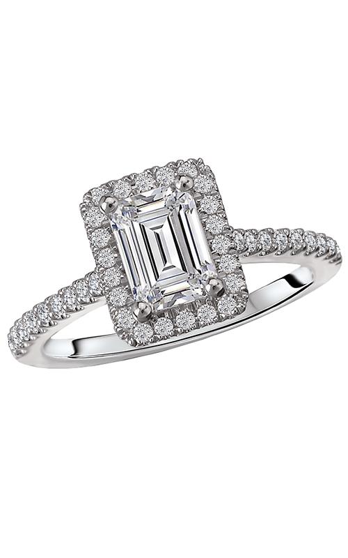 Romance Engagement ring 117697-100K product image
