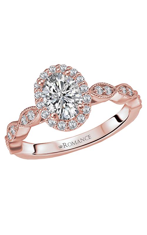 Romance Engagement ring 117907-OV100RK product image
