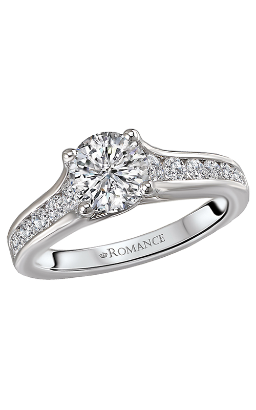 Romance Engagement ring 119146-RD100K product image