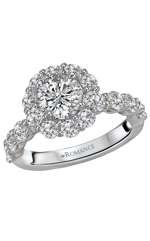 Romance Engagement ring 119150-RD100K product image