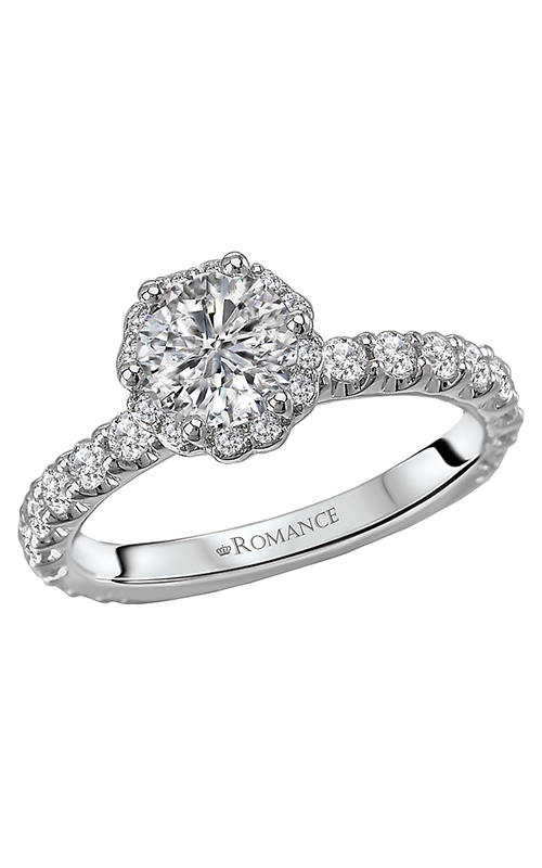 Romance Engagement ring 119158-RD100K product image