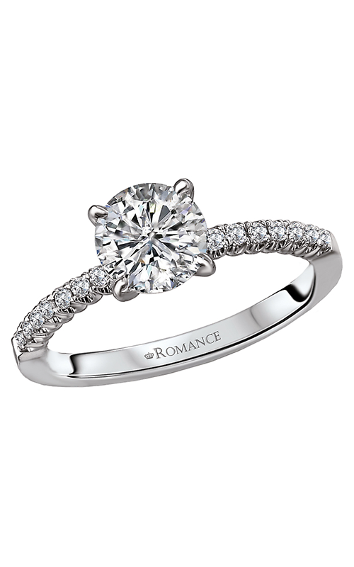 Romance Engagement ring 119166-RD100K product image