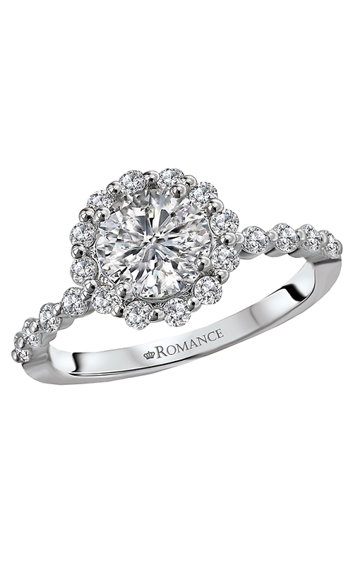 Romance Engagement ring 119173-RD100K product image