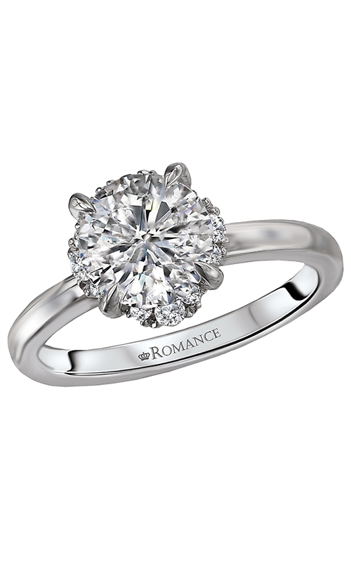 Romance Engagement ring 119175-RD150K product image