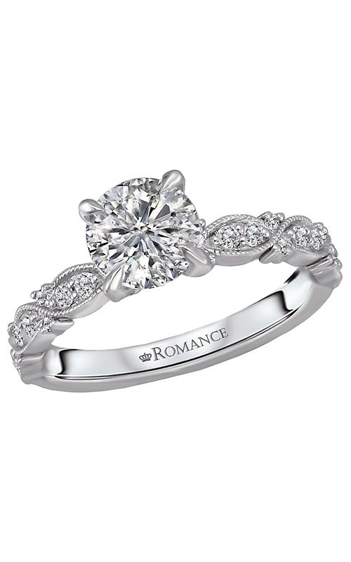 Romance Engagement ring 119184-RD100K product image