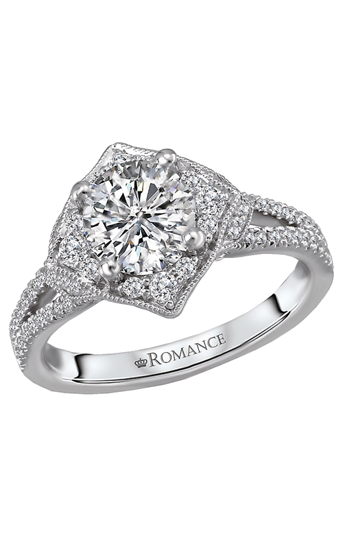 Romance Engagement ring 119187-RD100K product image