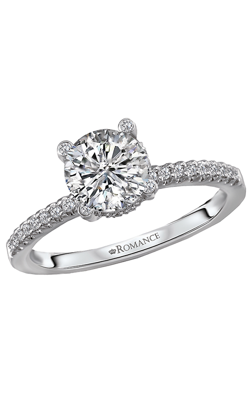 Romance Engagement ring 119199-RD100K product image