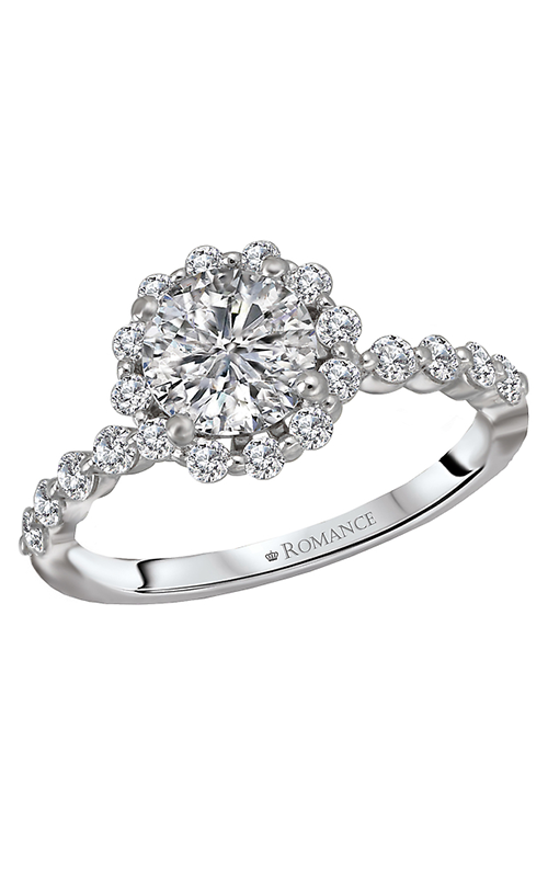 Romance Engagement ring 119203-RD100K product image