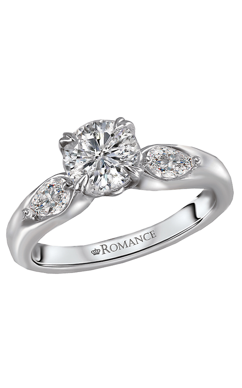 Romance Engagement ring 119206-RD100K product image