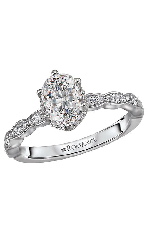 Romance Engagement ring 119216-OV100K product image