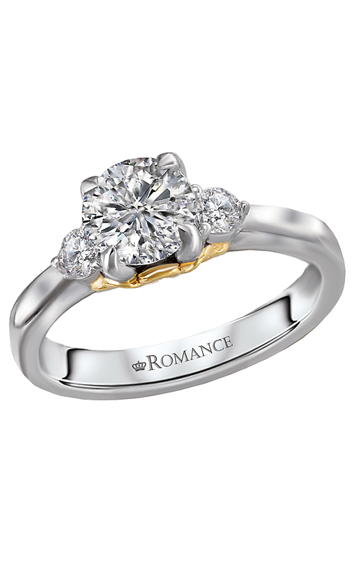 Romance Engagement ring 119228-RD100TYK product image