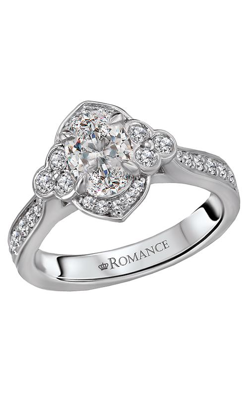 Romance Engagement ring 119237-OV100K product image