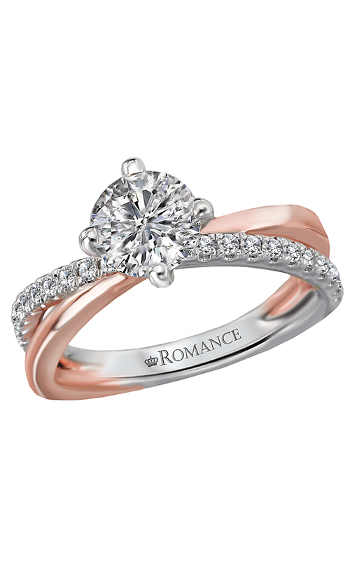 Romance Engagement ring 119241-RD100TRK product image