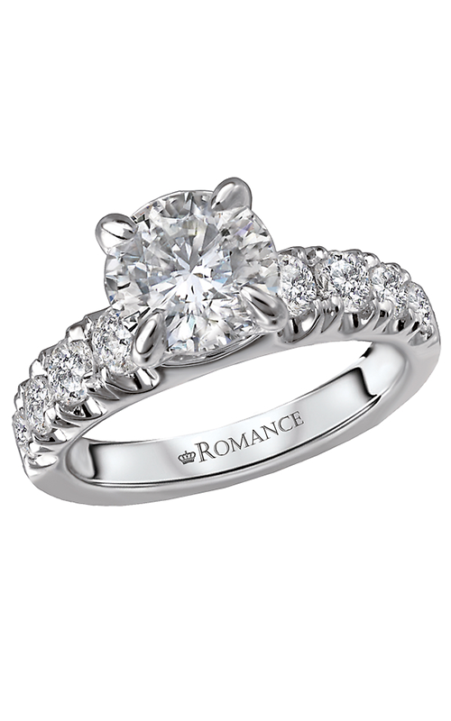 Romance Engagement ring 119245-RD200K product image