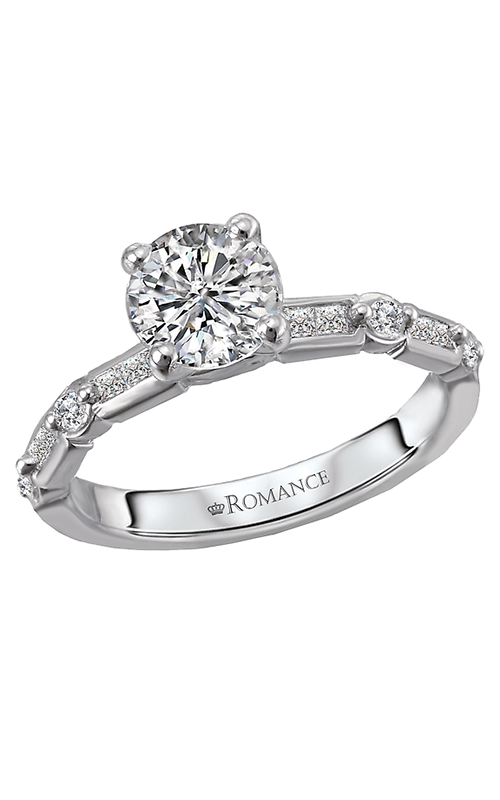 Romance Engagement ring 119249-RD100K product image