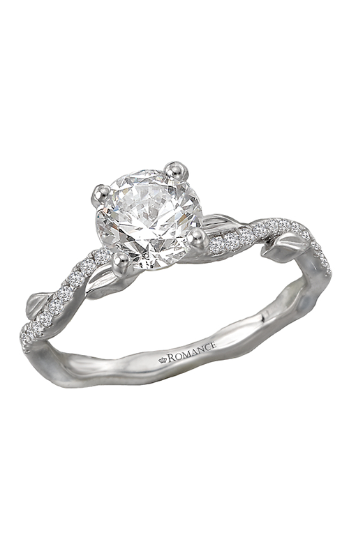 Romance Engagement ring 119252-RD100K product image