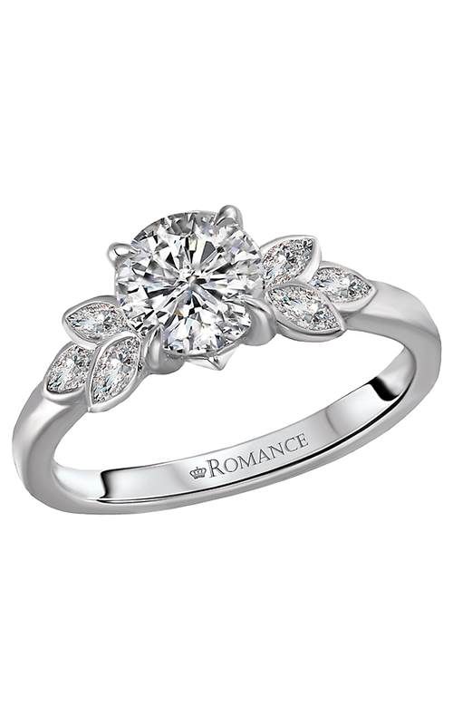 Romance Engagement ring 119254-RD100K product image