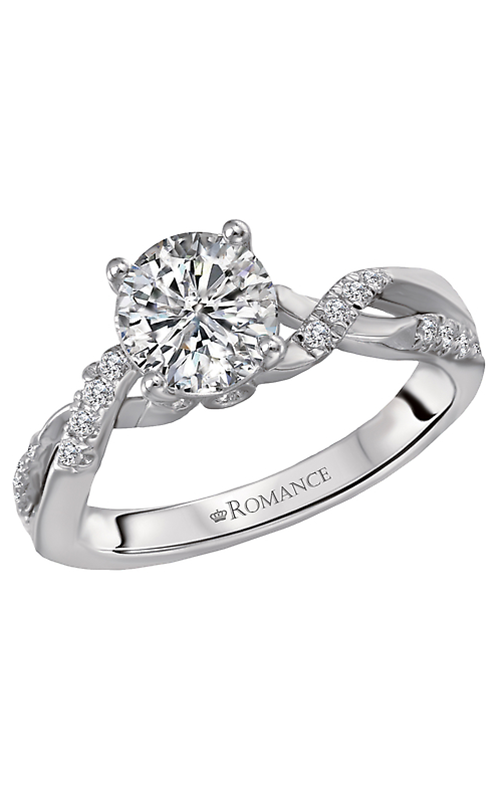 Romance Engagement ring 119258-RD100K product image