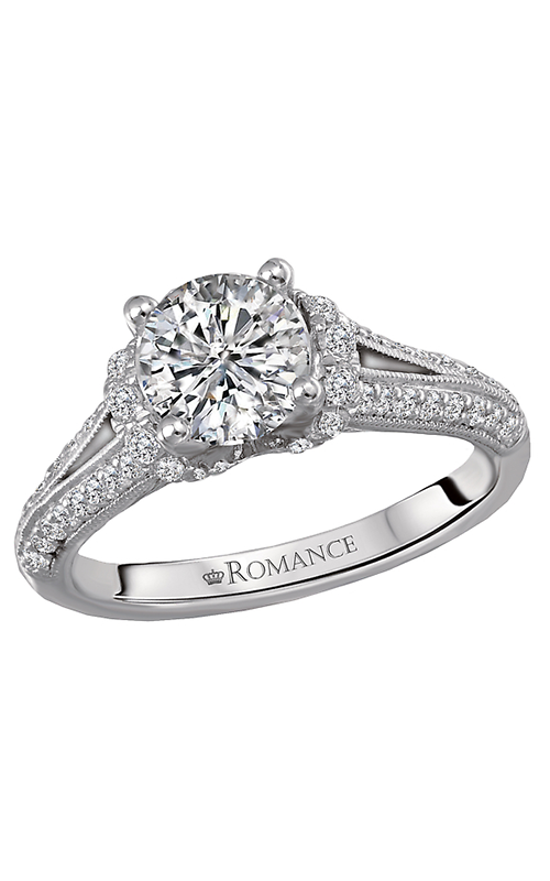 Romance Engagement ring 119263-RD100K product image