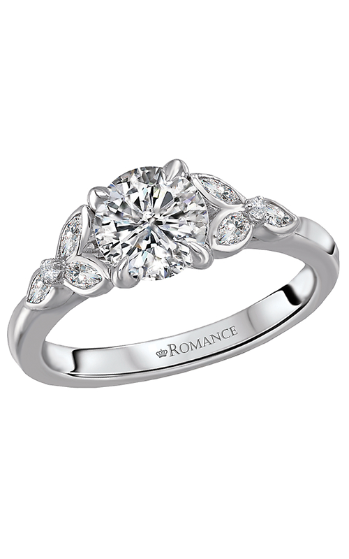 Romance Engagement ring 119270-RD100K product image