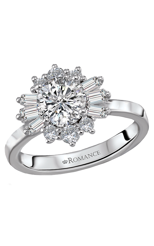 Romance Engagement ring 119271-RD100K product image