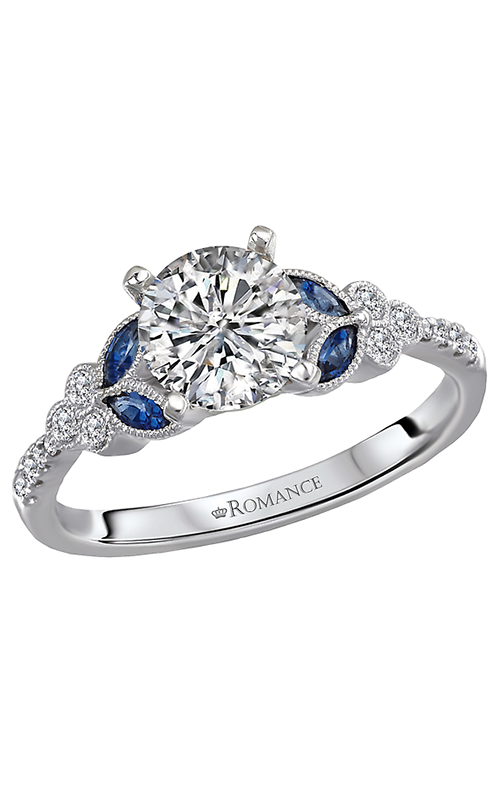 Romance Engagement ring 119281-RD100K product image