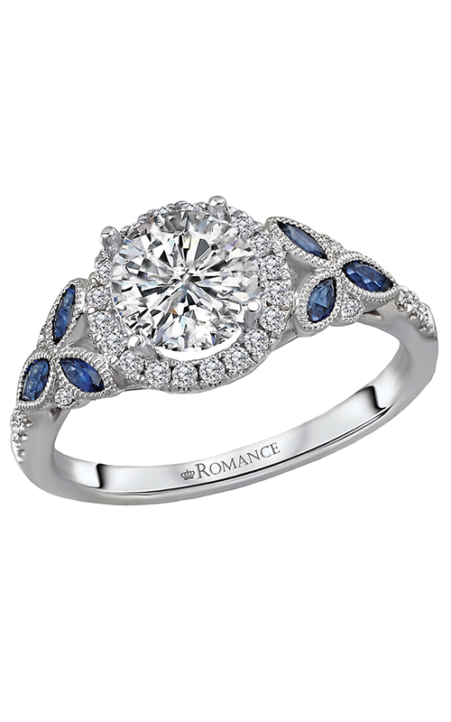 Romance Engagement ring 119282-RD100K product image