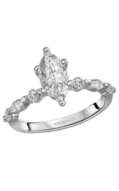 Romance Engagement Ring 160020-MQ100 product image