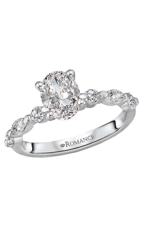 Romance Engagement ring 160020-OV100 product image