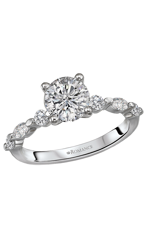 Romance Engagement ring 160020-RD100 product image