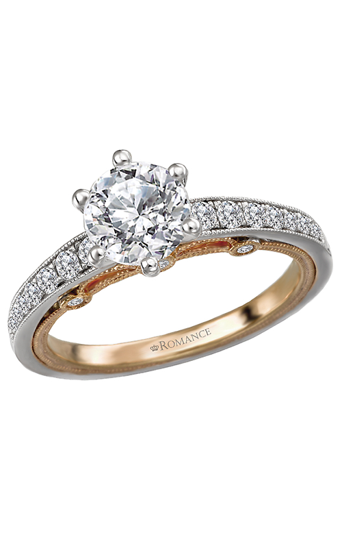 Romance Engagement ring 160023-RD100TY product image