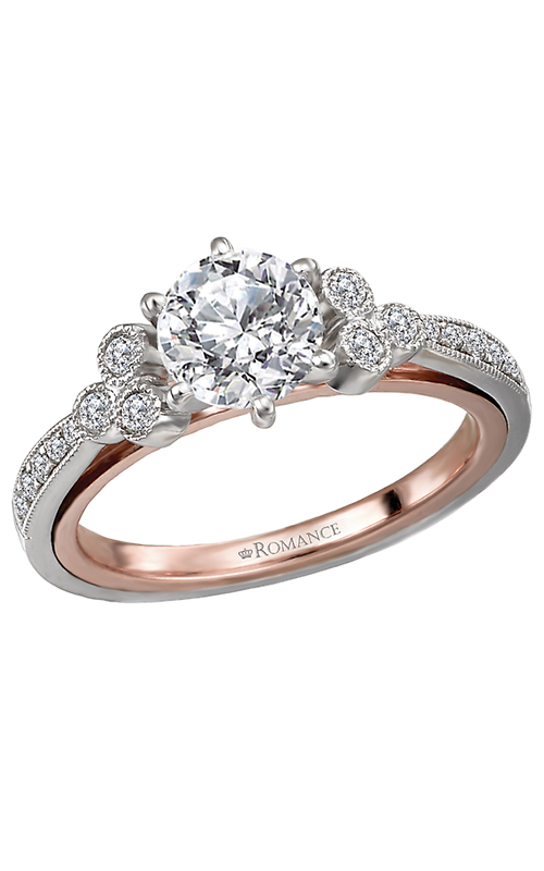 Romance Engagement ring 160024-RD100TR product image