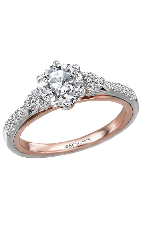Romance Engagement ring 160025-RD100TR product image
