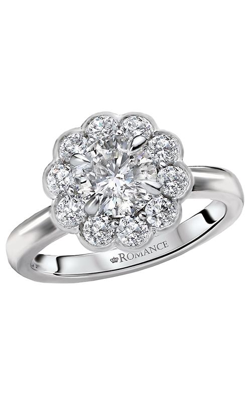 Romance Engagement ring 160026-RD100 product image