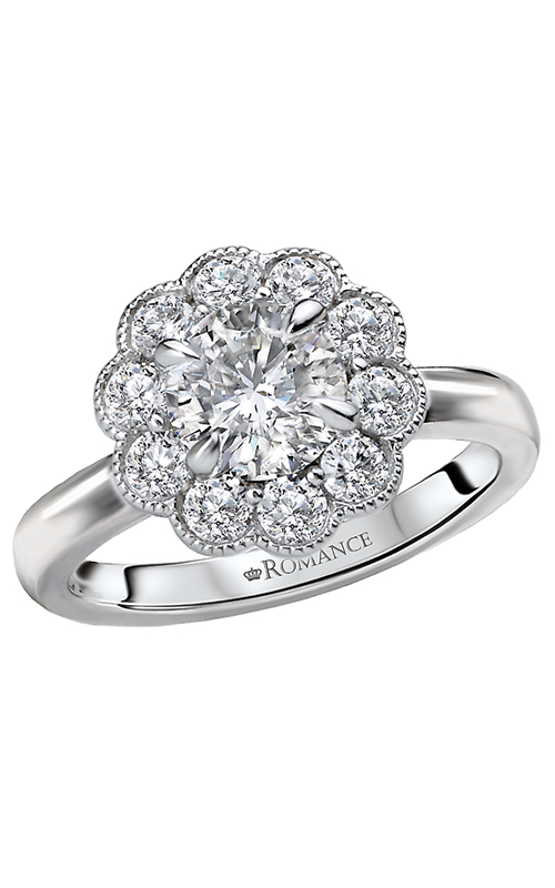 Romance Engagement ring 160027-RD100 product image