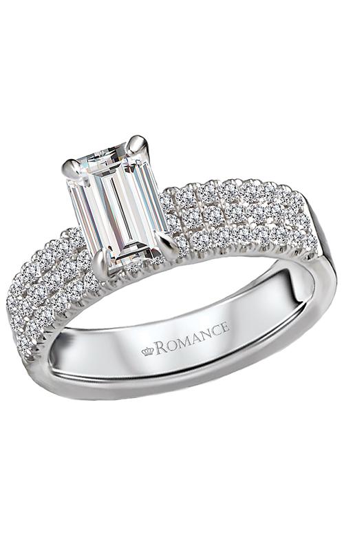 Romance Engagement ring 160030-EM100 product image