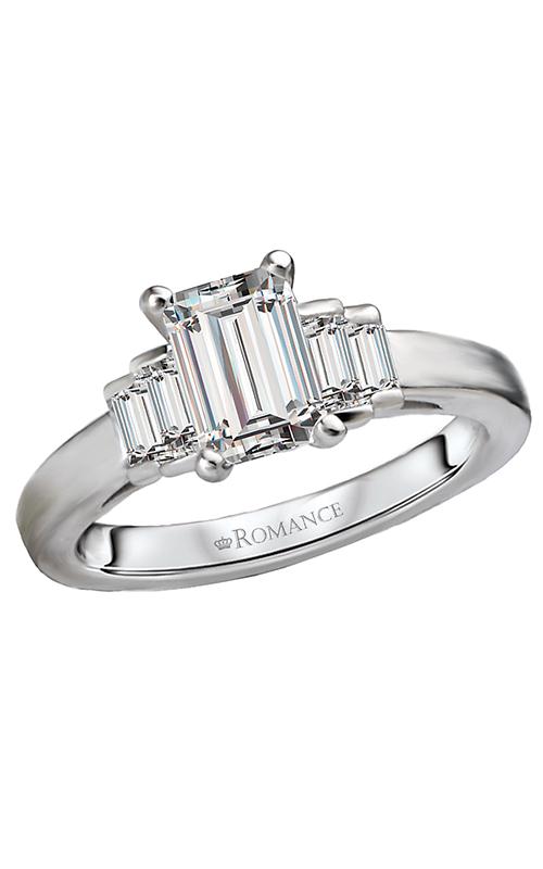 Romance Engagement ring 160031-EM100 product image